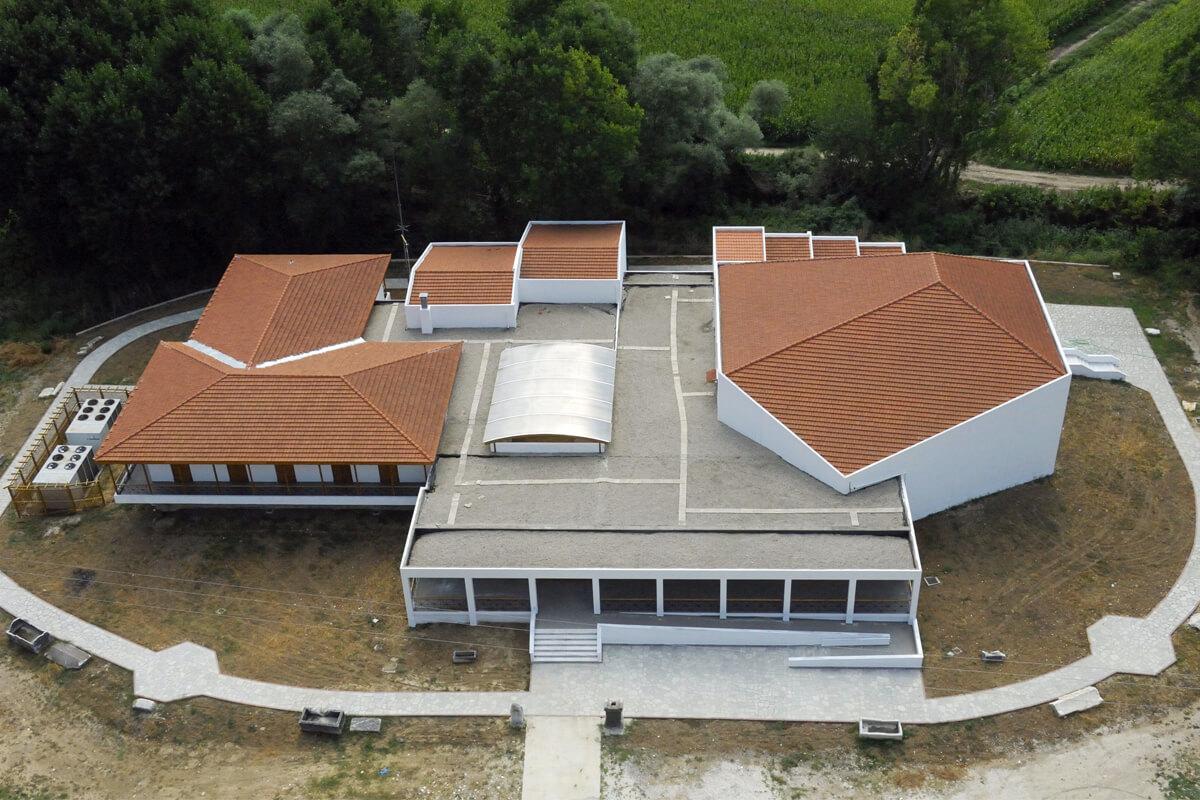 Συνεδριακό Κέντρο Λυδίας - Φωτογραφία Artware