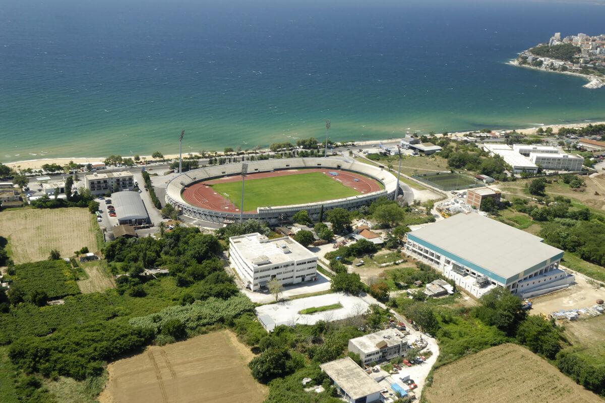 Perigiali, AOK stadium - Photo by Artware