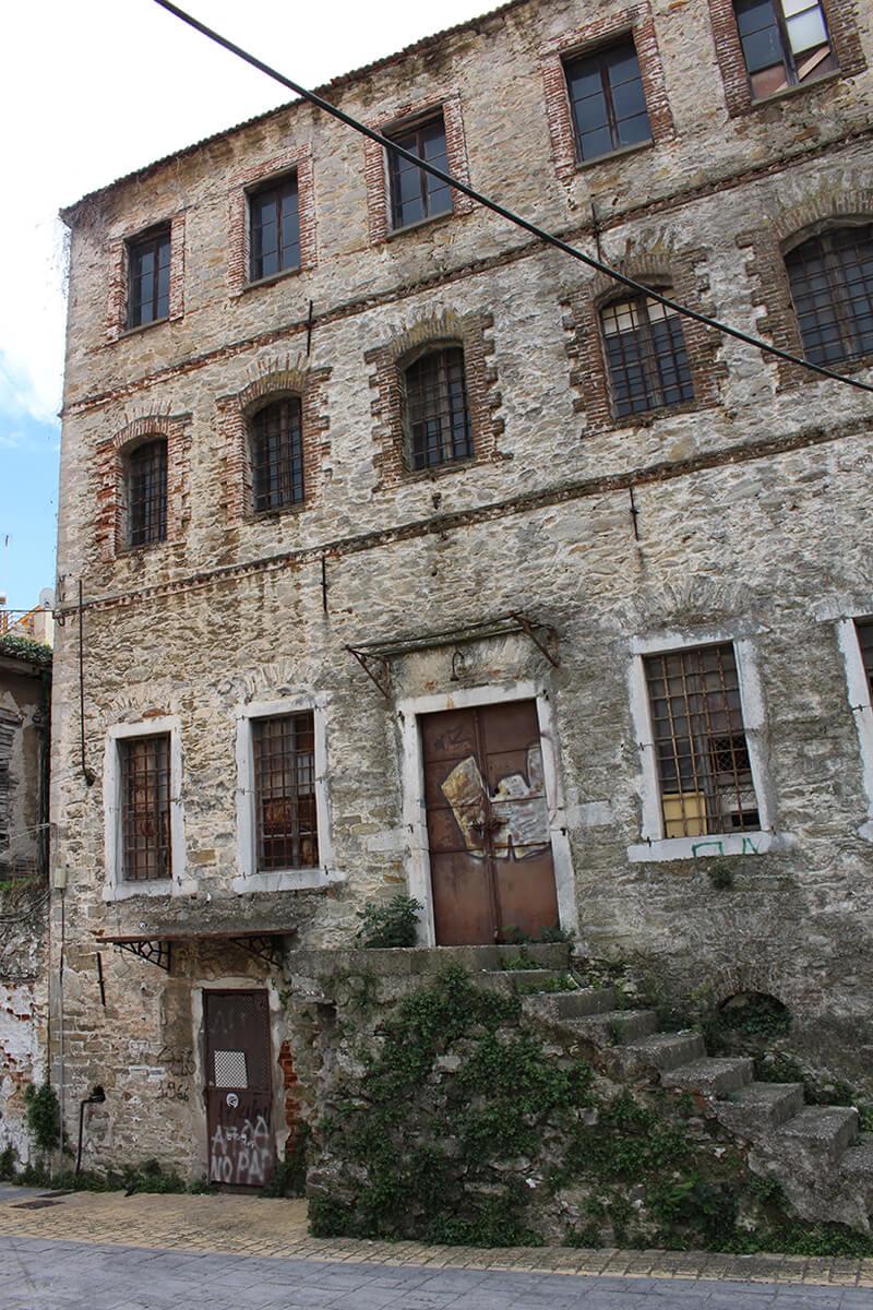 Καπναποθήκη Τοπάλ Μεμέτ Εφέντη - φωτογραφία Ελένη Μεντεσίδου
