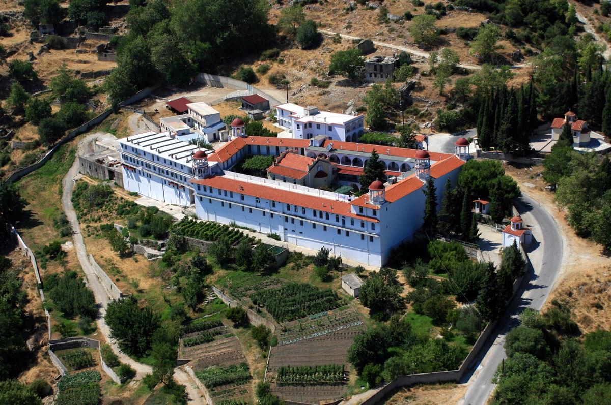 Kloster von Ypapanti - Foto von Artware