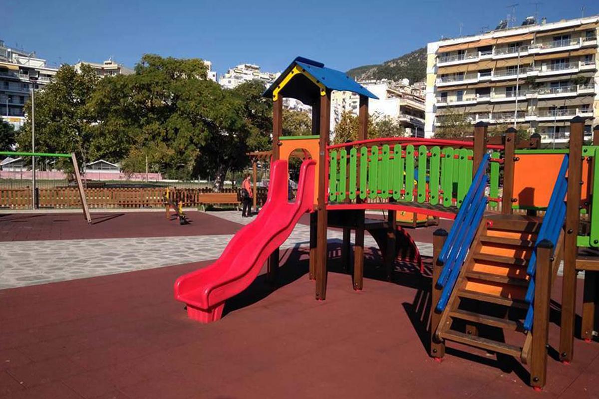 Πάρκο Φαλήρου - φωτογραφία Kavalapost.gr