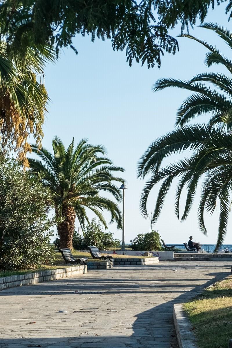 Πάρκο Φαλήρου - φωτογραφία Έλενα Καμίλη