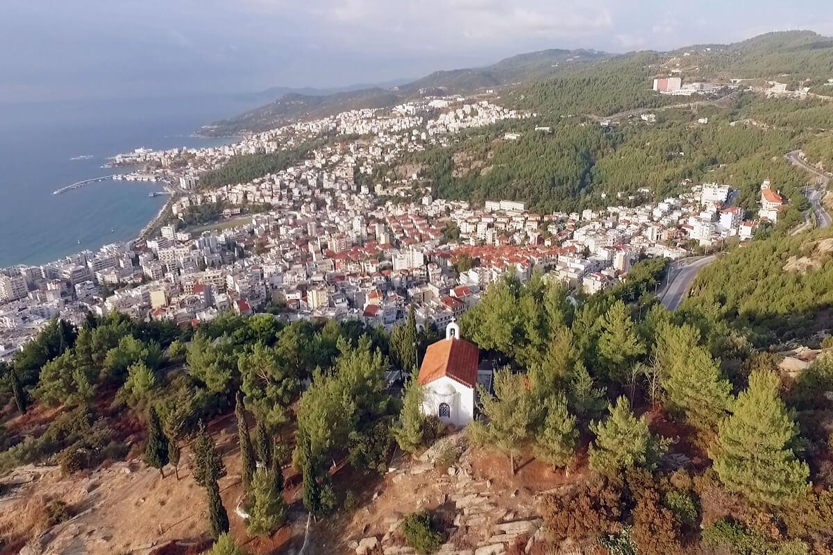 Agios Panteleimonas - location Stavros - Photo by Tetracopterakias
