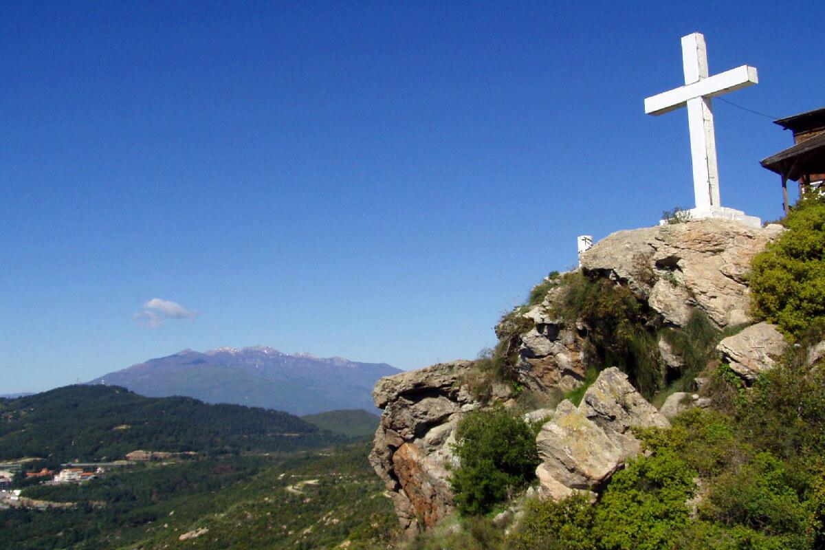 Agios Panteleimon –Standort Stavros: Foto von Maria Karofillidou