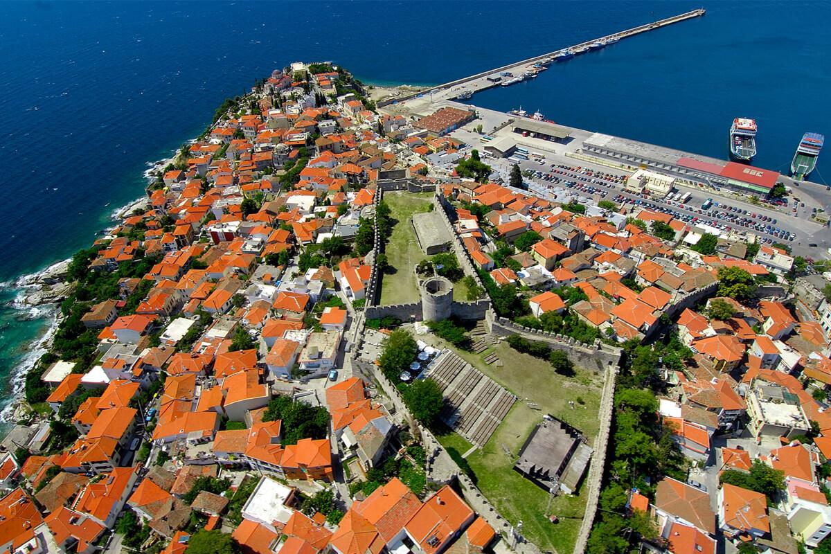 Φρούριο και χερσόνησος Παναγίας - φωτογραφία Αχιλλέας Σαββόπουλος