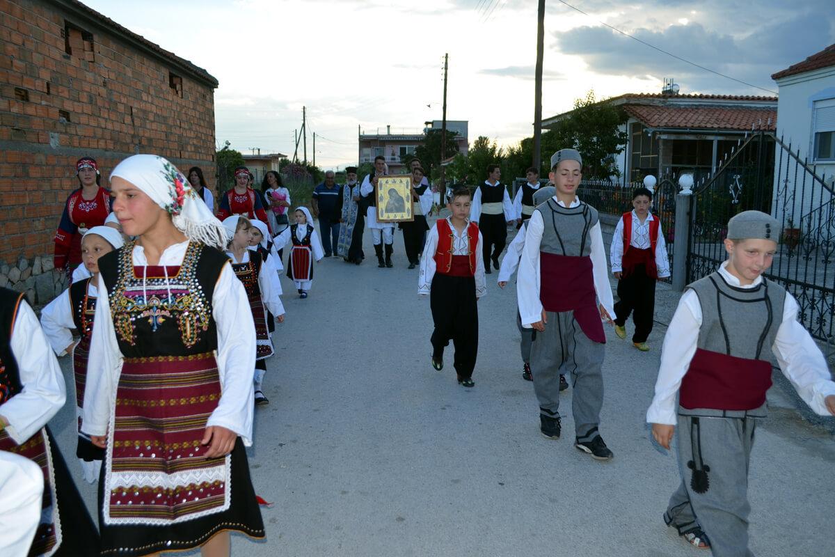 Γιορτή αγρότη - φωτογραφία Πολιτιστικός Μορφωτικός Σύλλογος Νέας Καρυάς