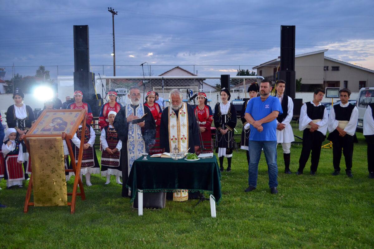 Bauernfest - Foto Kultur- und Bildungsverein von Nea Karya