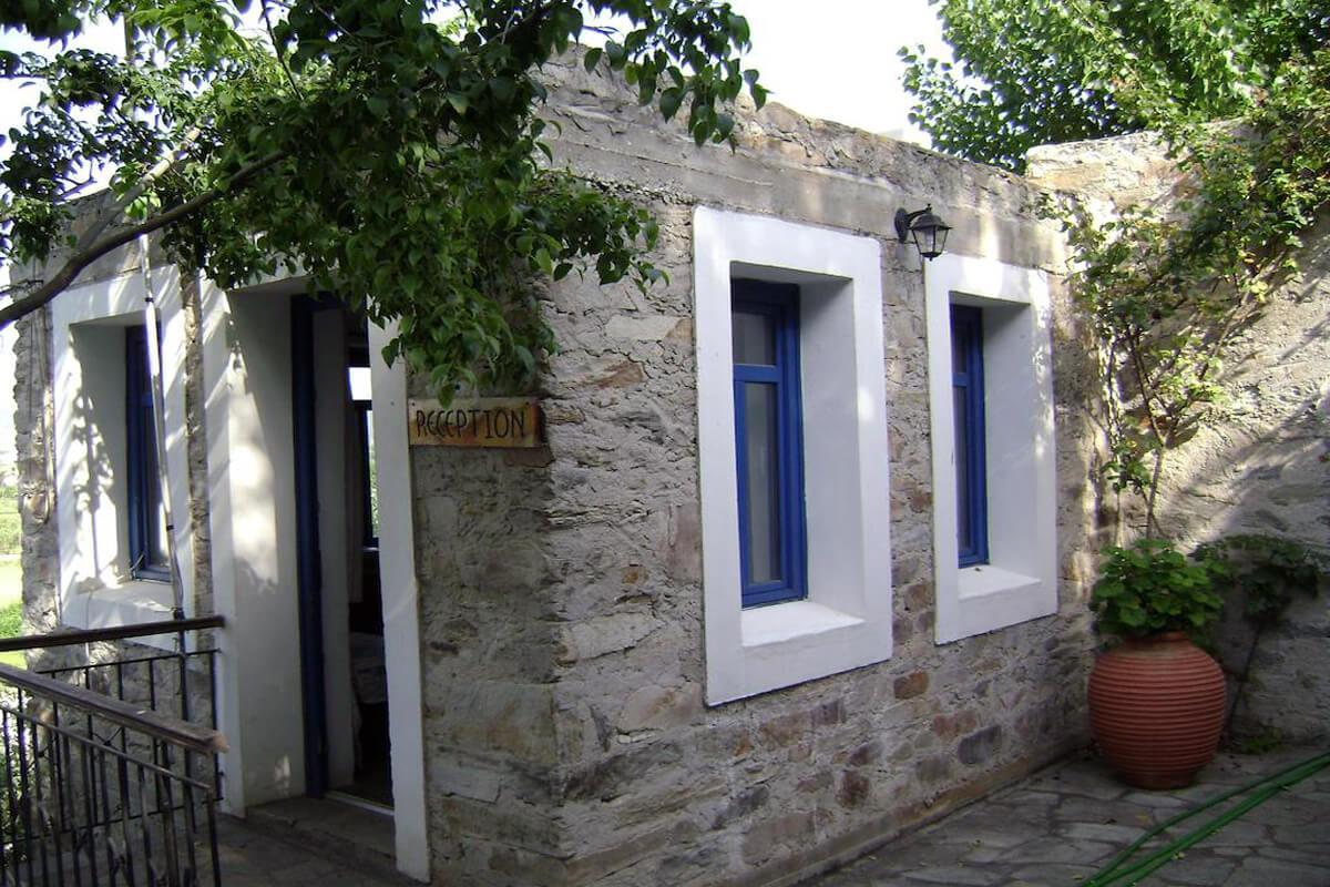 Akontisma -Fotoarchiv Archäologisches Museum von Nea Karvali