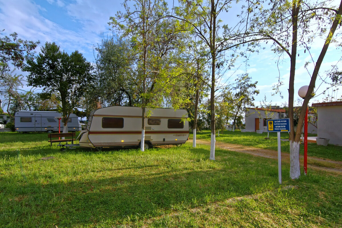 Camping Alexandros - Fotoarchiv von Camping Alexandros