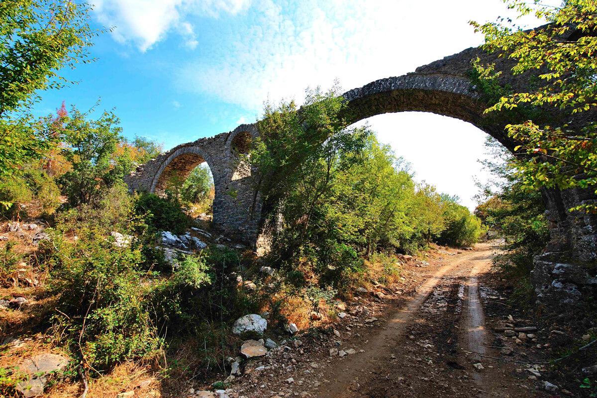 Мост Дисвато, фотография Artware
