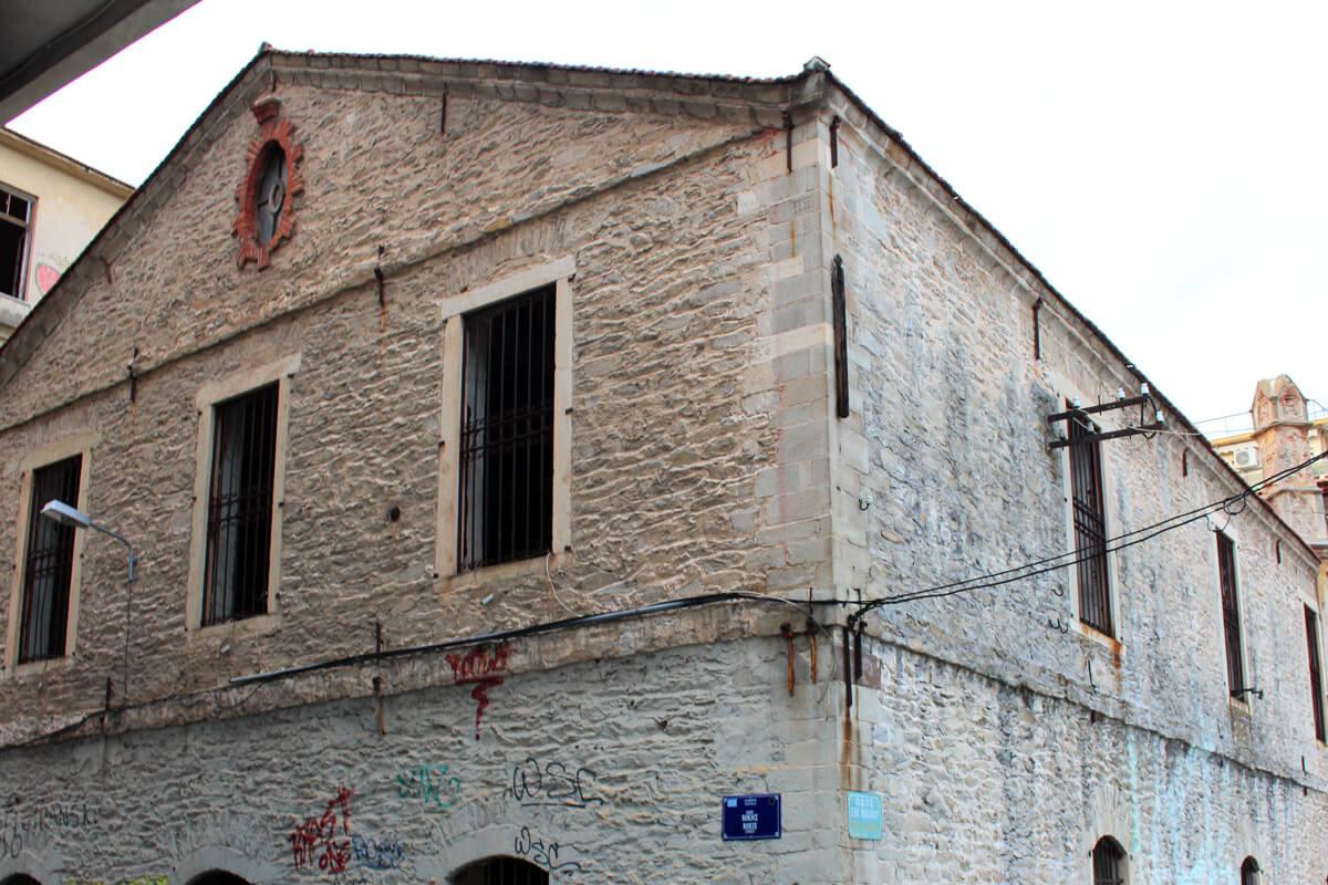 Табачные склады «HERZOG Co.», Фотография Элени Ментесиду
