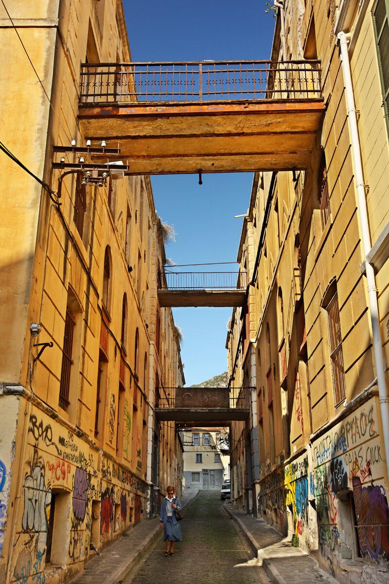 SCHINAZI Bros tobacco warehouses - Photo by Iraklis Milas