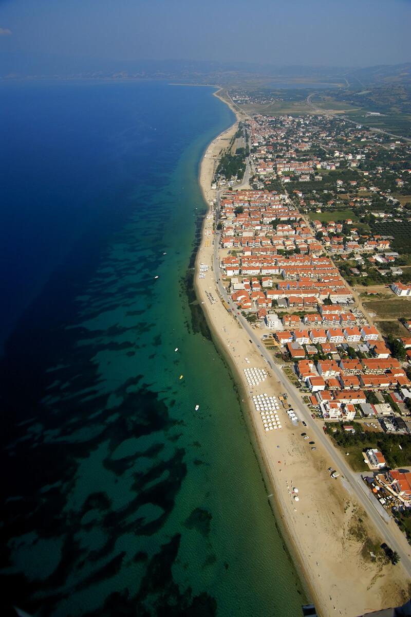Пляж Офриниу, фотография Artware