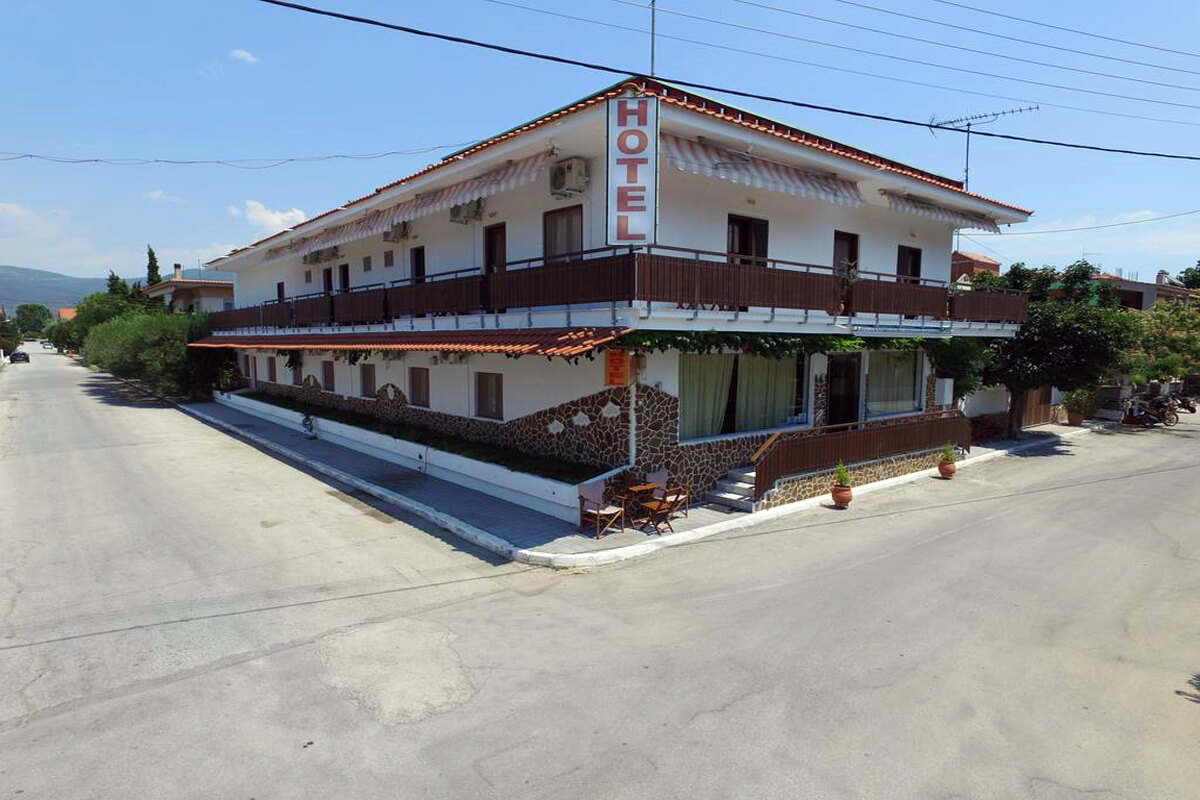 Hotel Paralia - φωτογραφία αρχείο ξενοδοχείου Παραλία