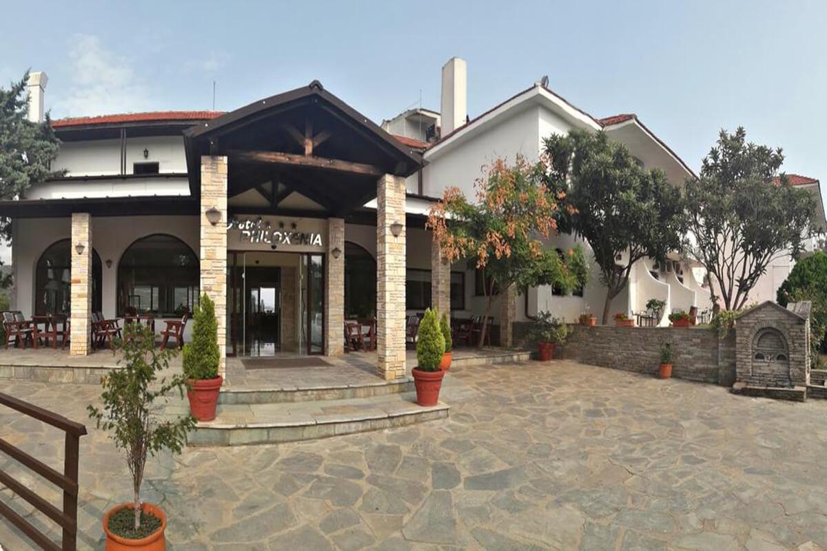 Hotel Philoxenia - Fotoarchiv von Hotel Philoxenia