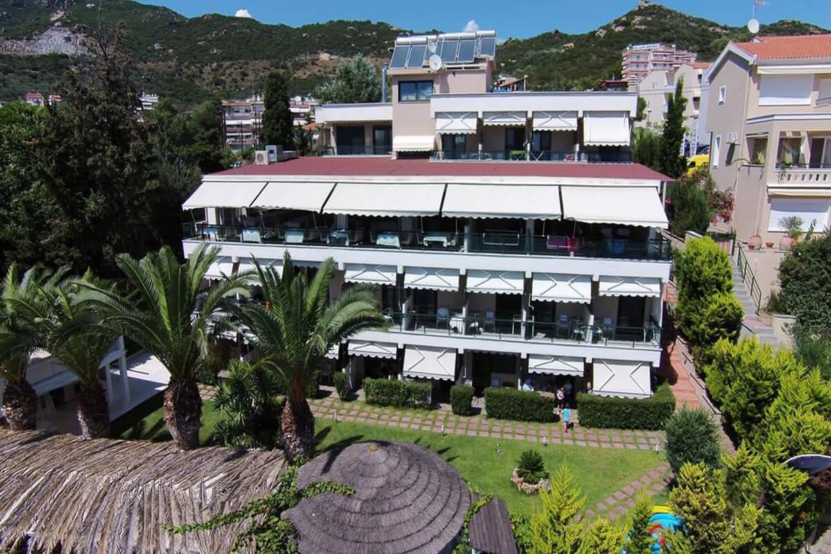 Porto Palio - φωτογραφία αρχείο ξενοδοχείου Porto Palio