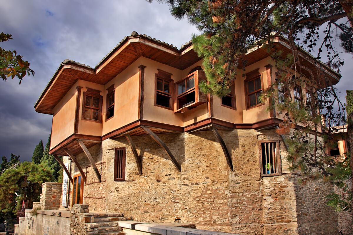 Дом Мохамета Али Исследовательский центр МОНА - фотография Ираклиса Миласа