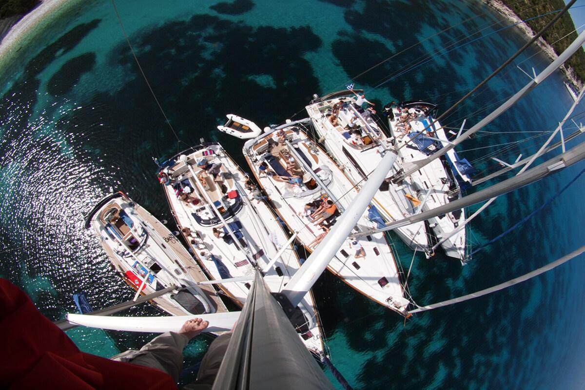 Ιστιοπλοΐα - φωτογραφία Aegeas Yachting